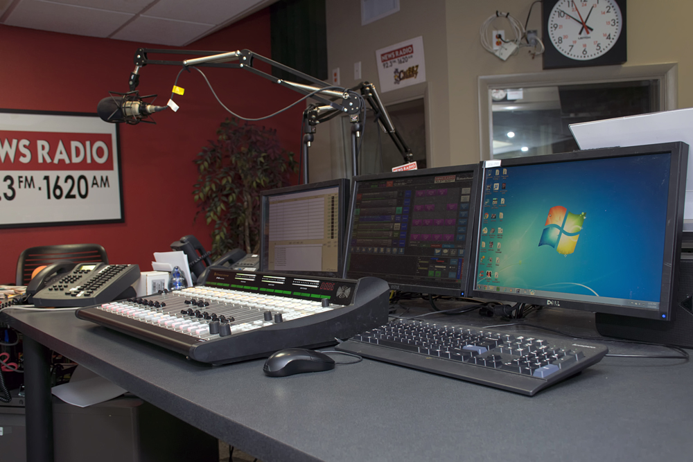 Studio Inside